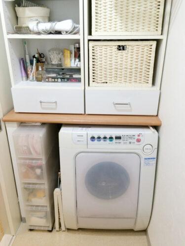 洗濯機置場問題
