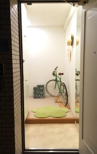◆やりたいことリスト④トイレ⑤玄関◆