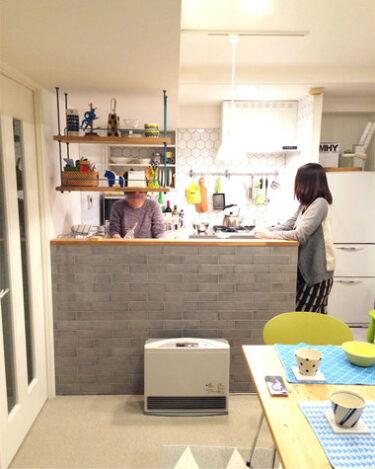 キッチンを客観視&最近の食べ歩き