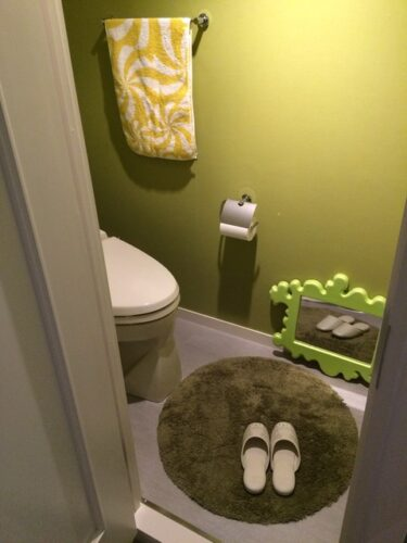 トイレはこんな感じです